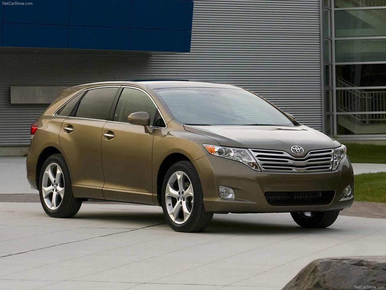 Custom Toyota Venza