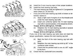 Cylinder Head Bolts Torque