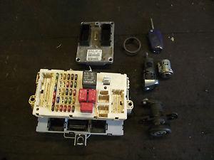 Details about 2003 Fiat Stilo 1.6 Petrol Fuse Box 51732865