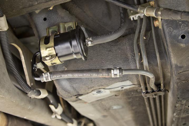 Details About Suzuki Sx4 Plastic Fuel Filter Image Details