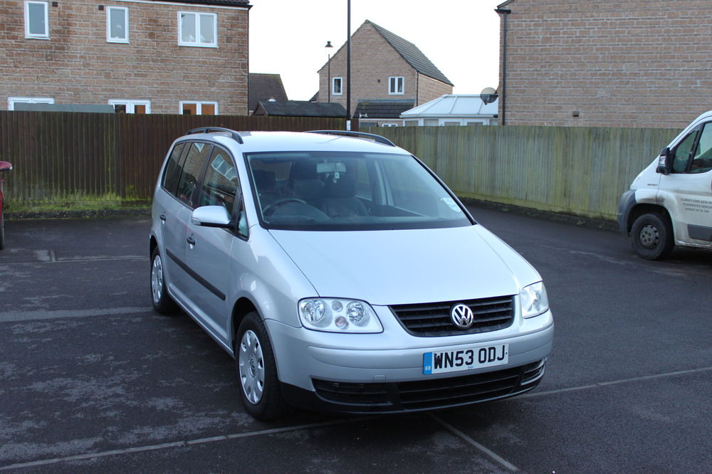 Details about VW TOURAN 1.6 1.9 2.0 FSI TDI 2003  FRONT DELPHI BRAKE