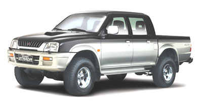 Dijual Mitsubishi Strada L200 2007 Samarinda  Jual Sewa Mobil Online