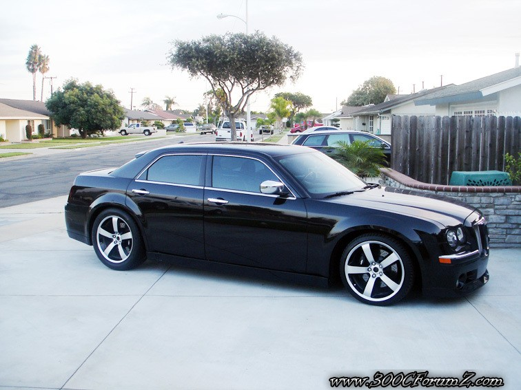 Dodge Charger On 22 Inch Rims