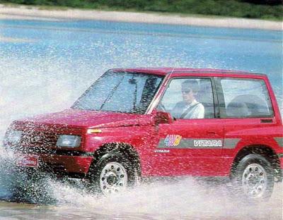 El Blog de Test del Ayer: Suzuki Vitara 1.6 JLX