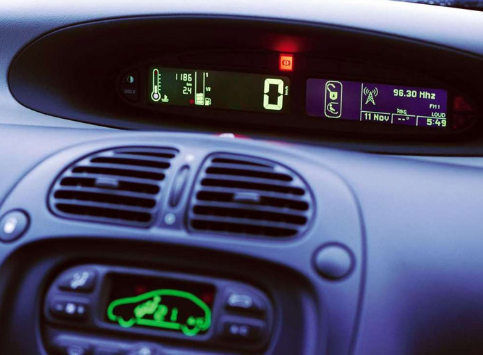 Em detalhes  Citroën Xsara Picasso de 2001 a 2012, com informaç?es