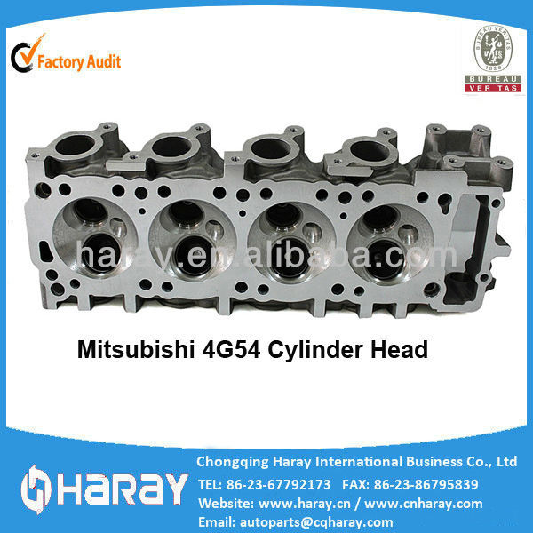 Engine Cylinder Head for Mitsubishi