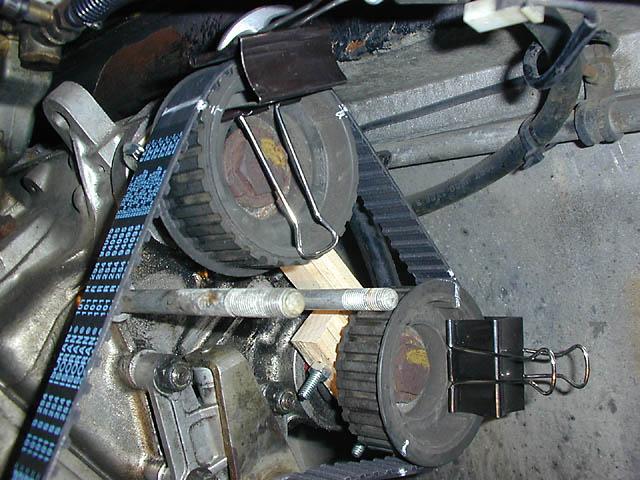 Ferrari 308 Timing Belts