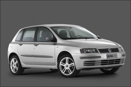 Fiat Stilo Front Angle