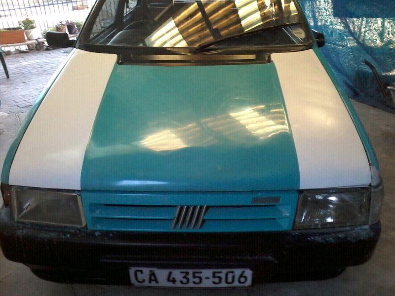 FIAT UNO 1100 MIA EXCELLENT FUEL SAVER ( GREAT CAR )