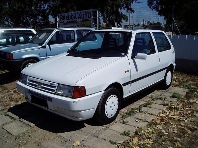 Fiat uno 1100 R12000