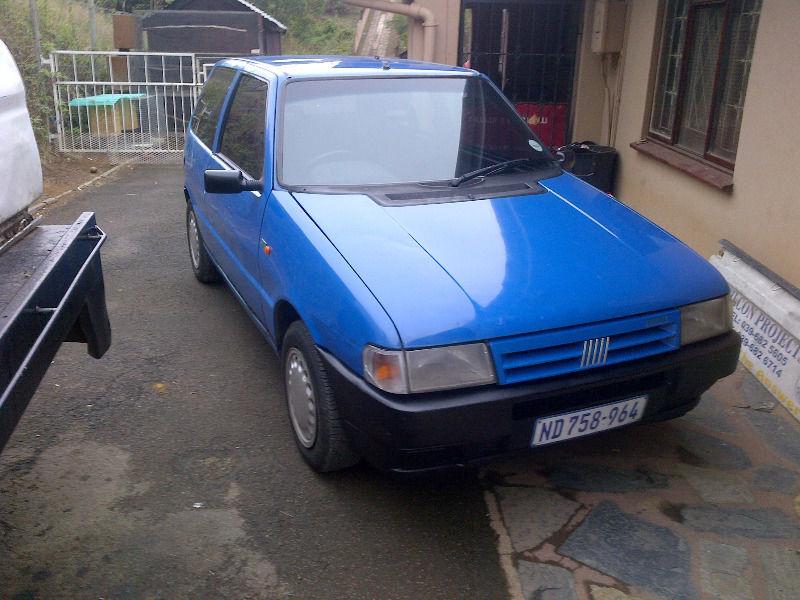 Fiat Uno Hatchback 1100