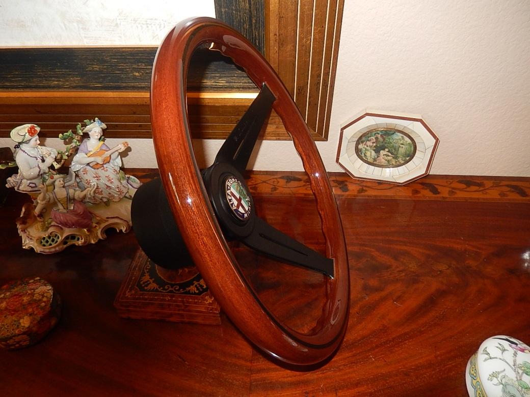 First choice wooden rim