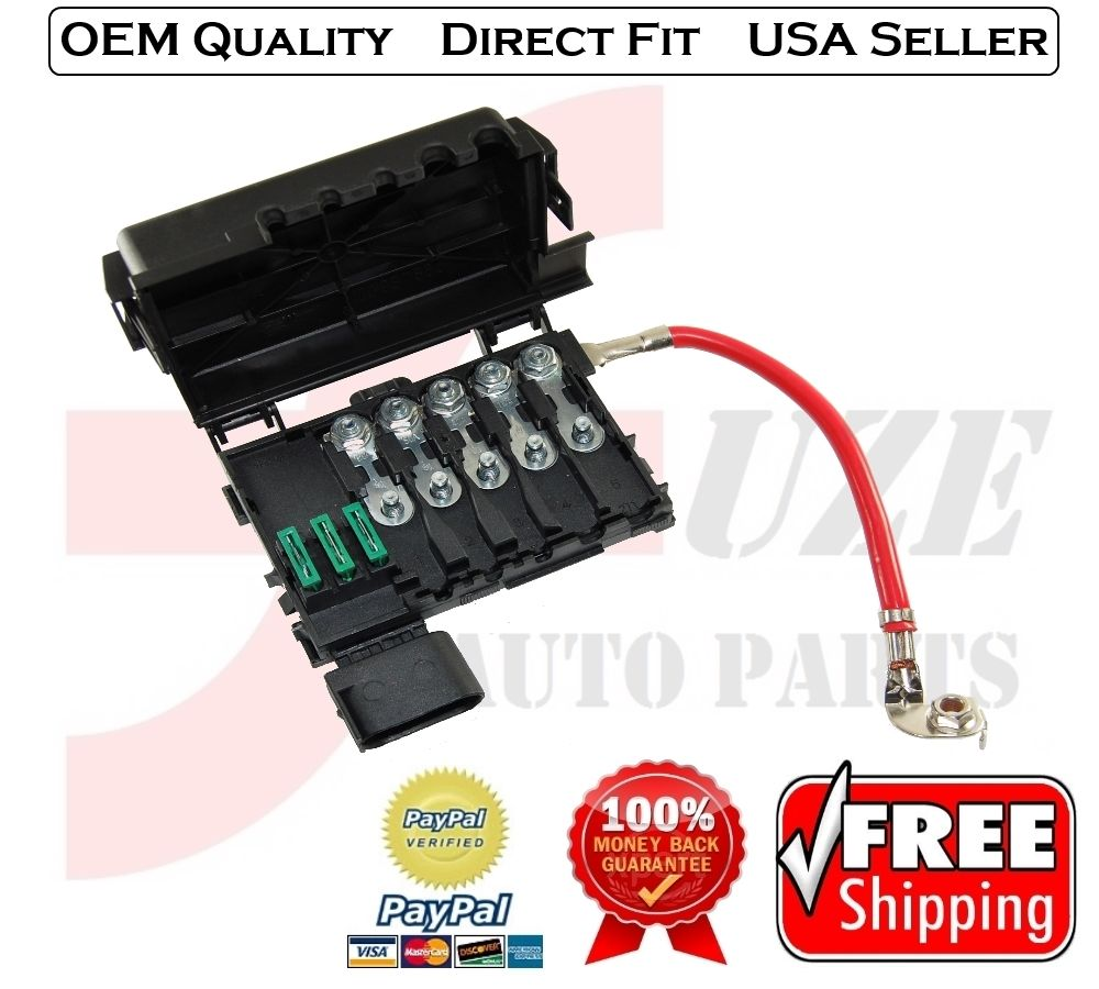 Vw Jetta Fuse Box 2008 Diagram Beetle Cabriolet Volkswagen Fits Golf 99 08 1j0937617d 1j0 937