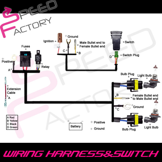 fog light relay wiring diagram image details fog light wiring diagram