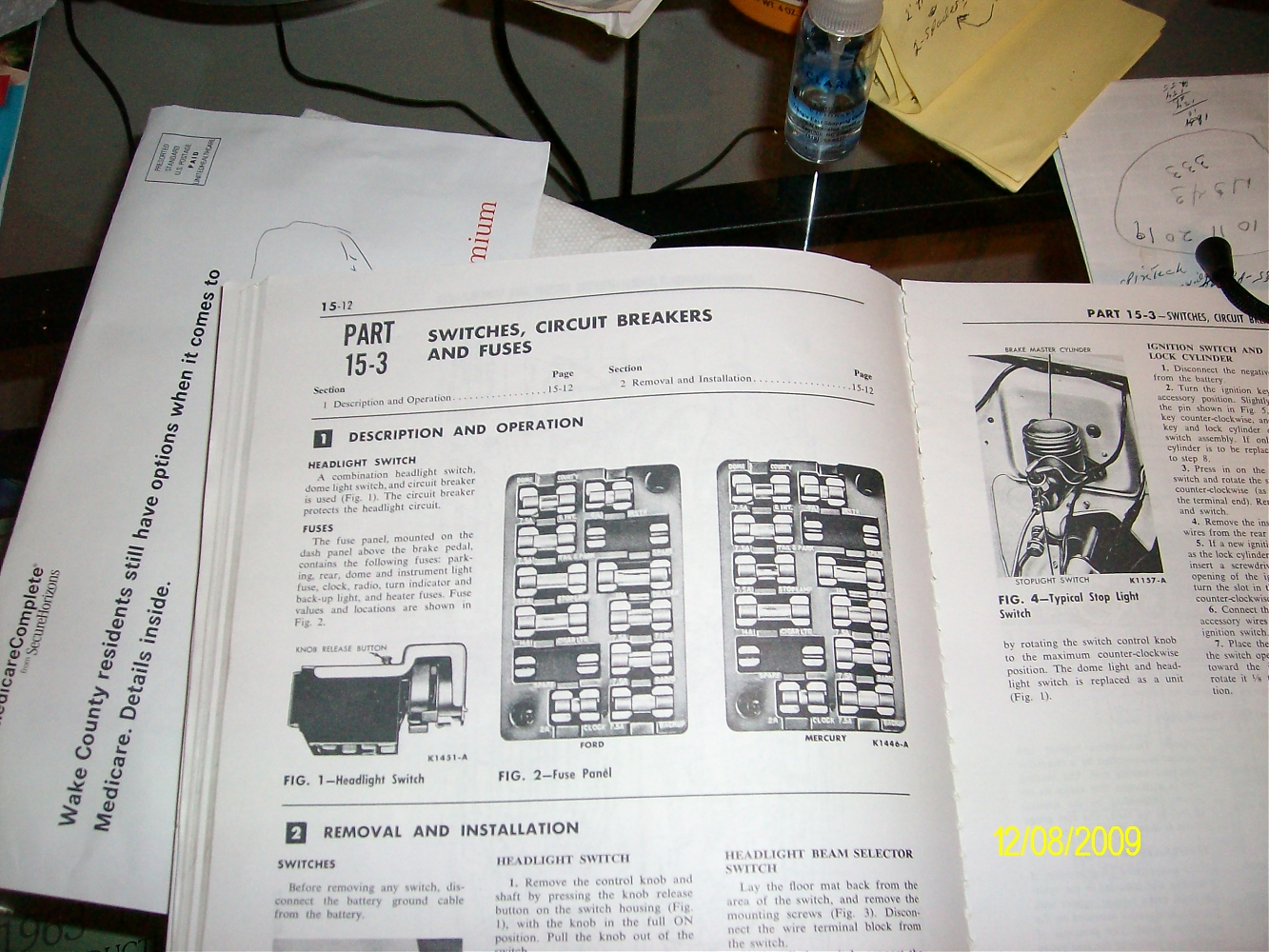 ford 500 fuse box diagram