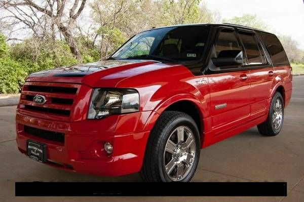 Ford Expedition FMF Edition