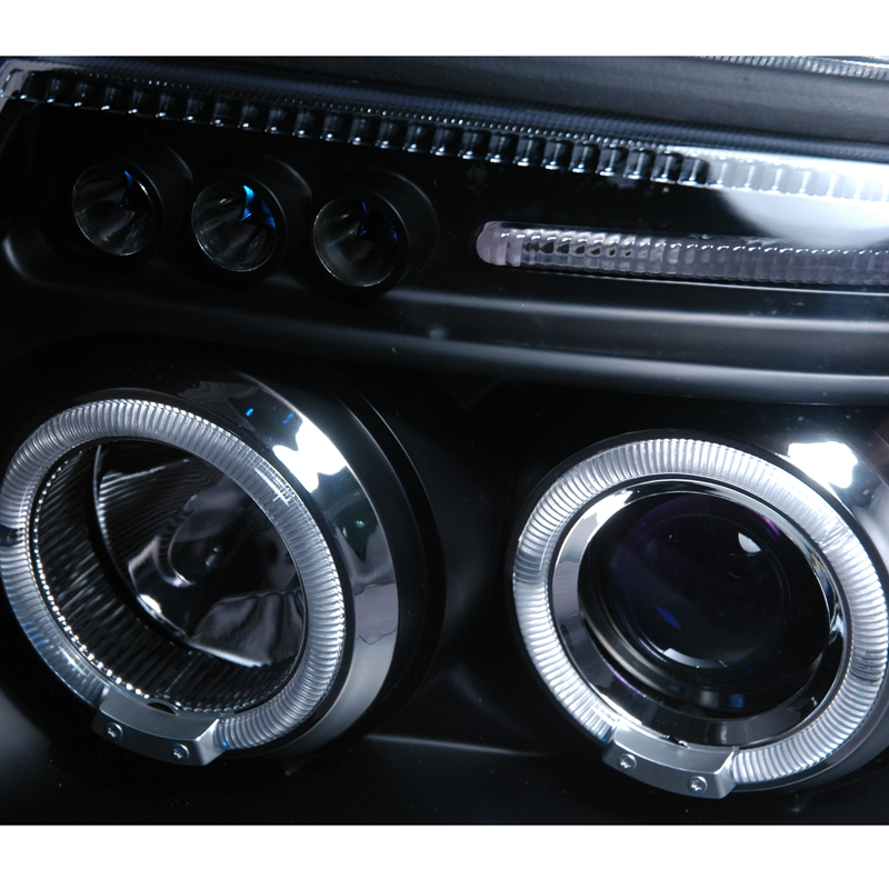 Ford Expedition Projector Headlights