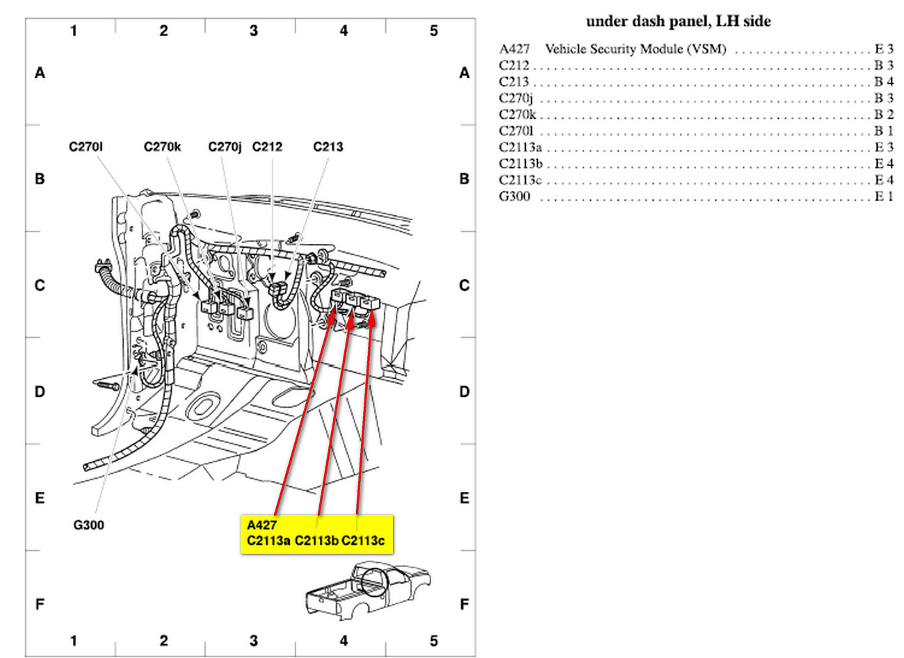 2000 ford e350 fuse box diagram html
