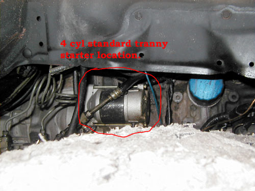 Ford F150 Starter Wiring Diagram