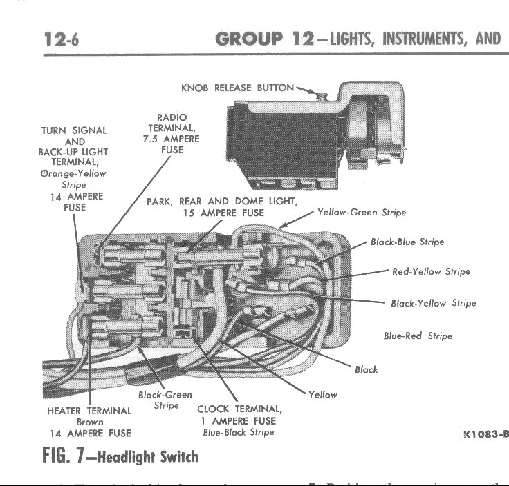 1957 ford ignition wiring diagram ford falcon fuse box diagram image details  ford falcon fuse box diagram image