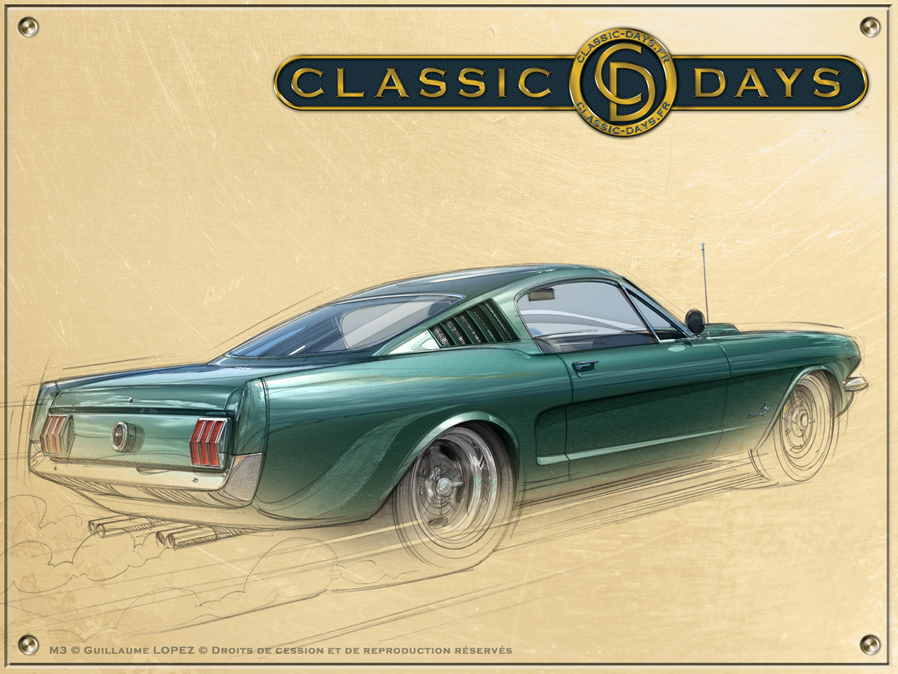 1965 Ford Mustang Fuse Box Diagram · Ford Mustang Fastback 1965 1965 Ford  Mustang Fastback Cammer Wallpaper