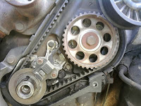 Ford Ranger 2.3 Timing Belt