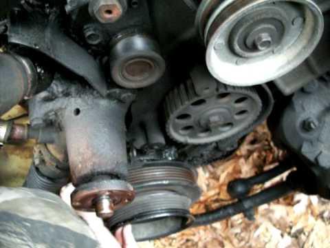 Ford Ranger 2.3 Timing Marks