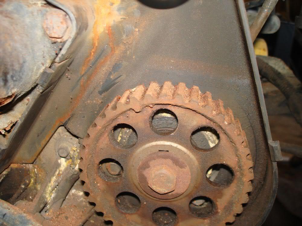Ford Ranger Crankshaft Position Sensor