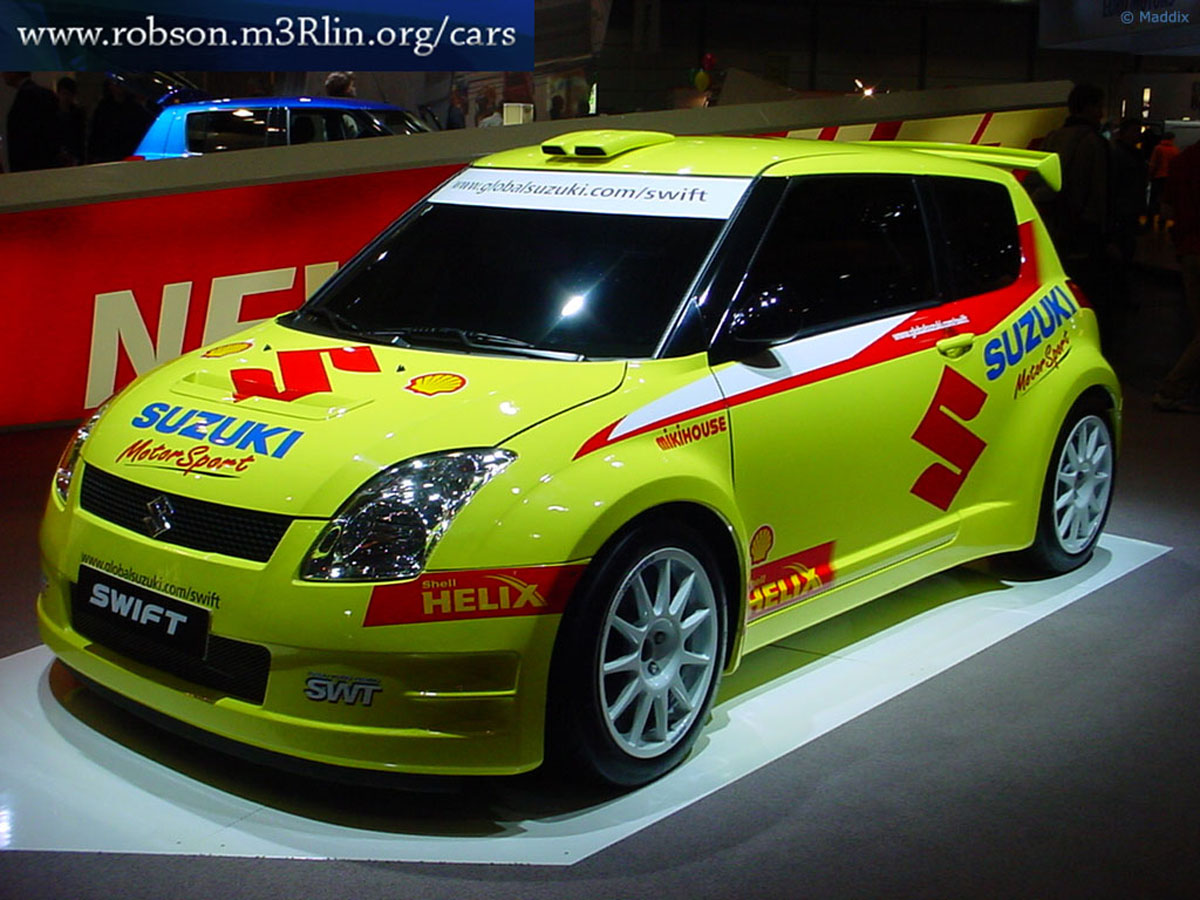 Fotos Suzuki Swift Sport 1, imagen 2 de 20, galería de Suzuki Swift