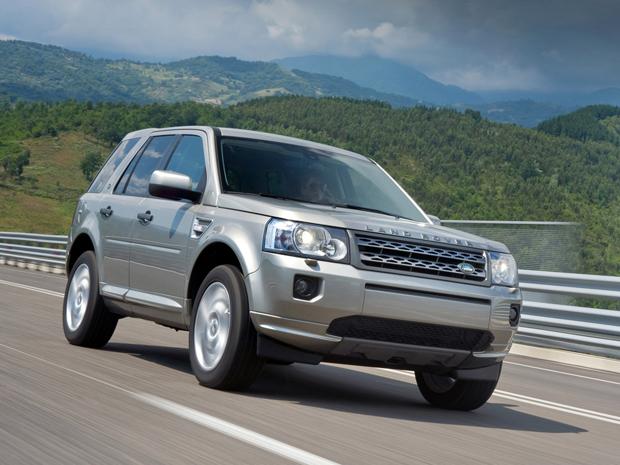 Freelander 2: Land Rover Freelander 2011 passa por testes