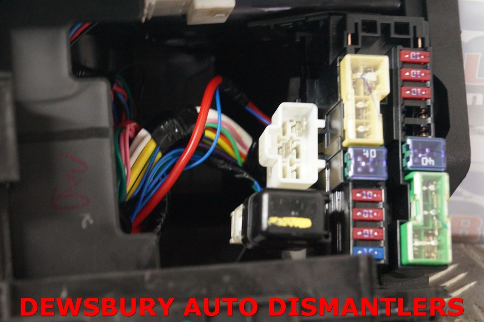 fuse box under bonnet i need a diagram? image details Toyota Heater Hose Diagram fuse box diagram toyota auris 2007 fixya