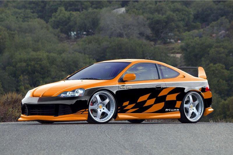 Future Honda Sports Car
