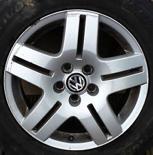 "Genuine VW Golf Mk4 Avus 2 15"" Inch Alloy Wheel 1J0601025Q GT TDI GTI"