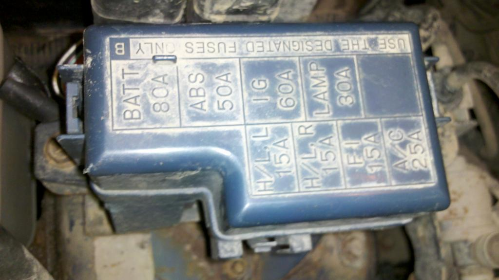 geo tracker fuse box location image details 91 geo tracker fuse box diagram