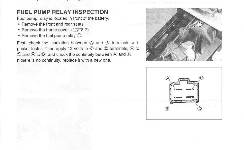 suzuki gsx r fuel pump wire diagram wiring diagrams Johnson Evinrude Fuel Pump Diagram Caterpillar Fuel Pump Diagram
