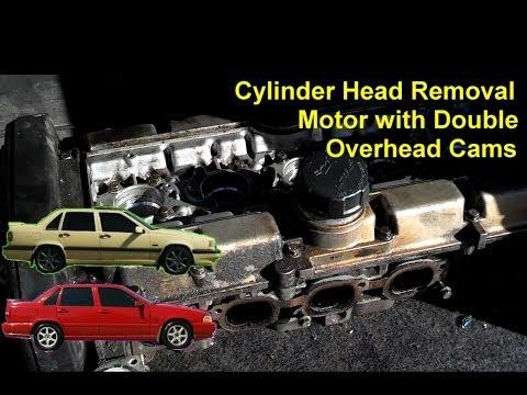 Head Gasket, Burnt Valve, etc. (Volvo 850, S70)  Auto Repair Series