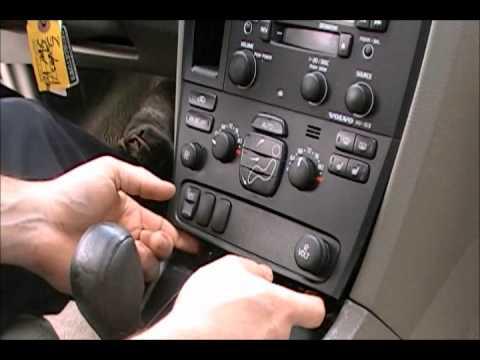 Heater Control 2001 Volvo S60