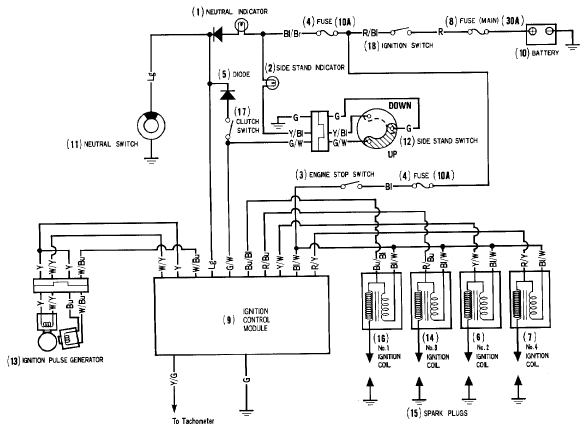 honda accord ignition wiring diagram TpaJMgp 2004 honda accord changing starter the alternator tested 1997 honda prelude electrical wiring diagram at mifinder.co