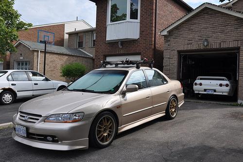 Honda Accord Roof Rack