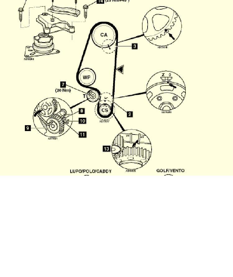 Honda Accord Timing Marks
