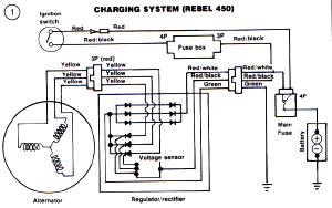 honda alternator wiring diagram � isuzu alternator wiring diagram