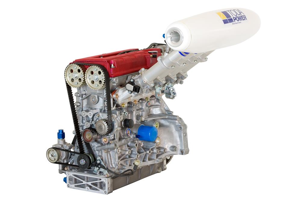Honda BSeries Engine