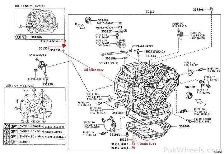 Honda Civic Manual Transmission Diagram Image Details