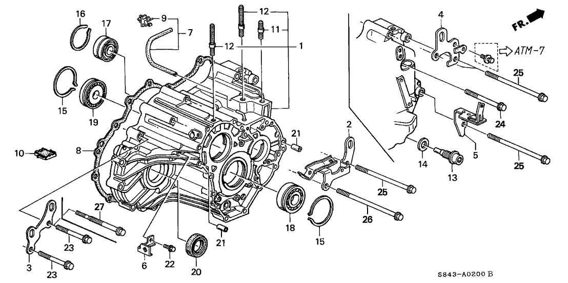 free diagram for student  honda accord front suspension diagram