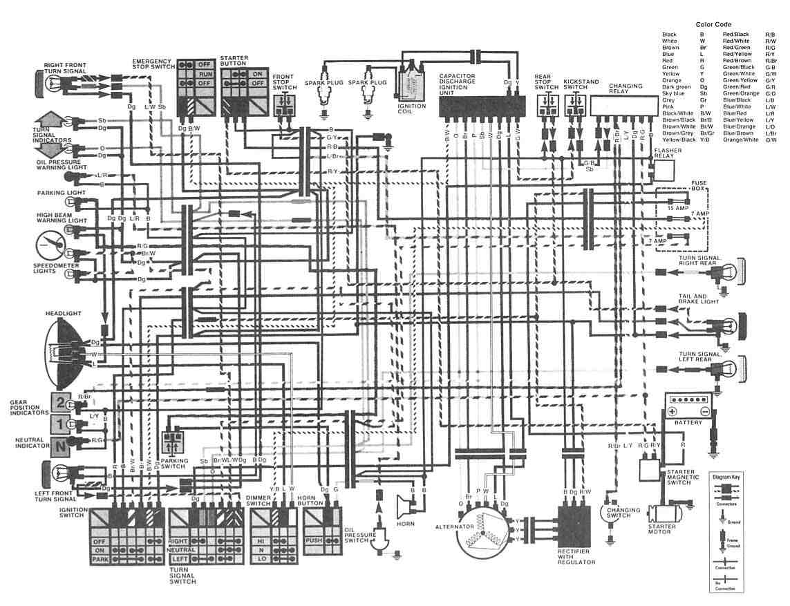 2002 gsx600f wiring diagram 2002 exhaust diagram wiring
