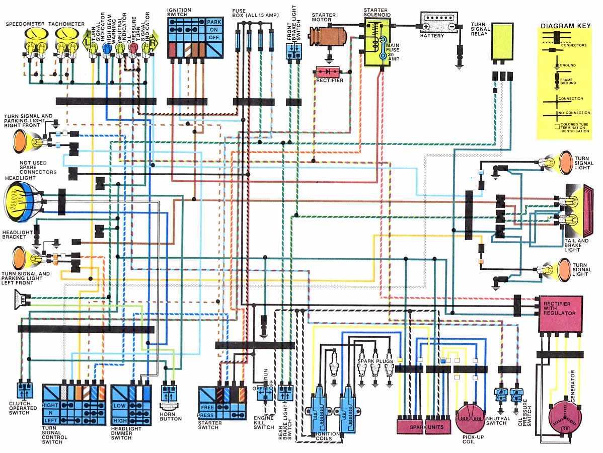Honda Nighthawk Wiringdiagram Image Details Tl125 Wiring Diagram