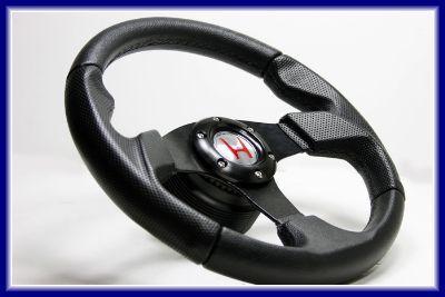 HondaTekh.com: Recaro Seats! ITR JDM Black Fronts, CDM Red Rears, DB8