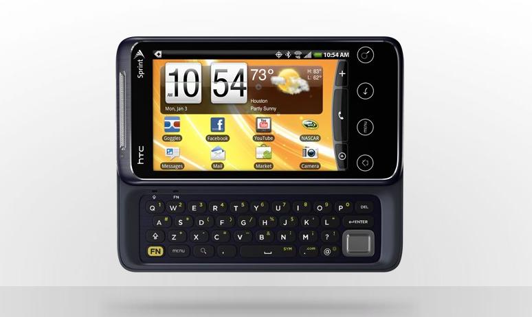 HTC Hero Sprint Phone