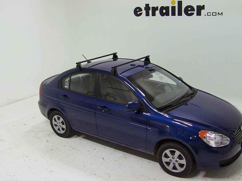 Hyundai Accent Roof Rack