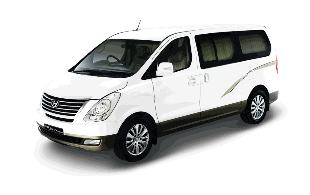 Hyundai Grand Starex 2011